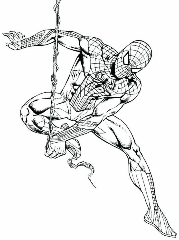 Marvel Avengers Printable Coloring Pages in 2020 ...