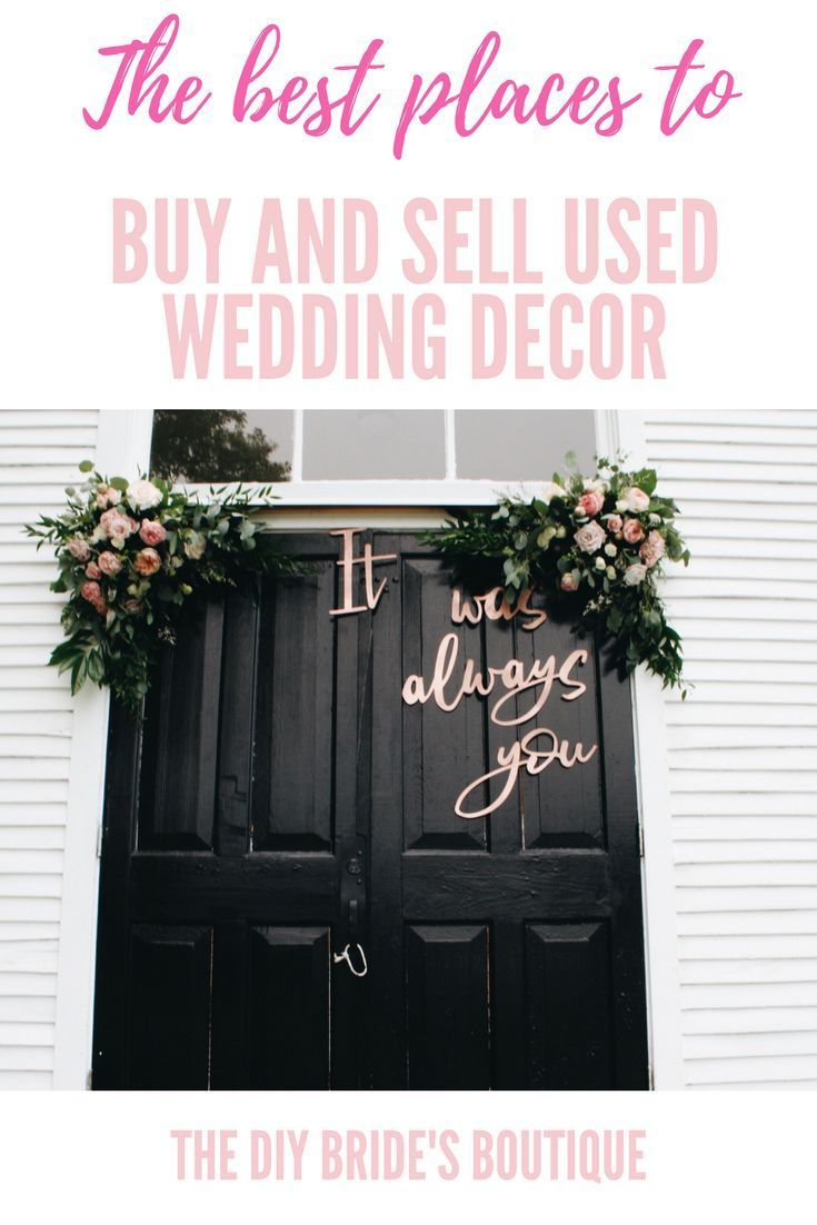 Wedding decorations list  If youure on a budget and youure struggling with decorations or if