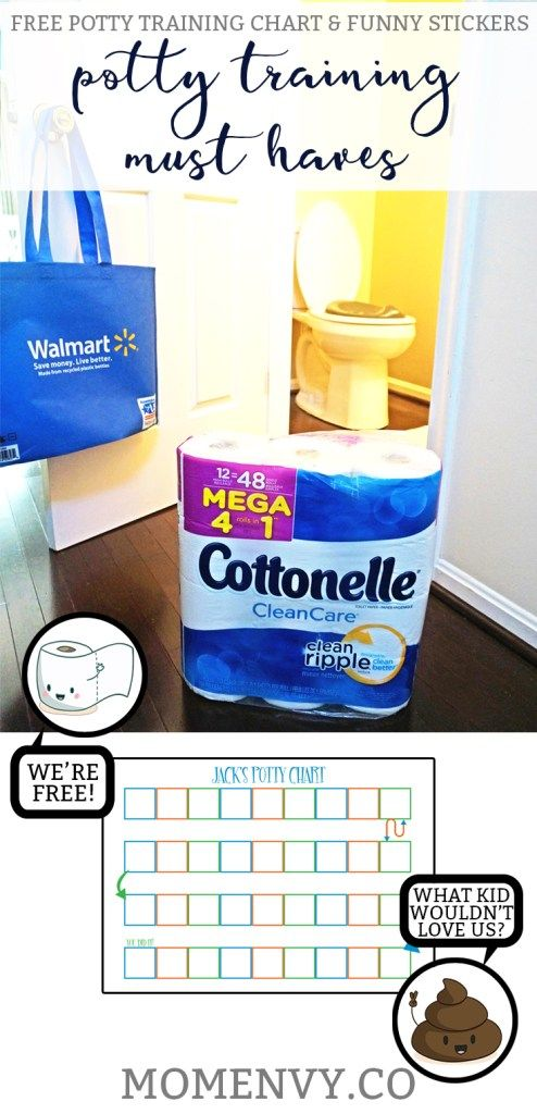 #sponsored Potty Training can be difficult, time consuming, and messy. (gross!) Learn about why Cottonelle Mega Rolls are on my must-have list for potty training. Grab a free printable potty rewards chart and free potty stickers while you're there. https://ooh.li/9304f7c
