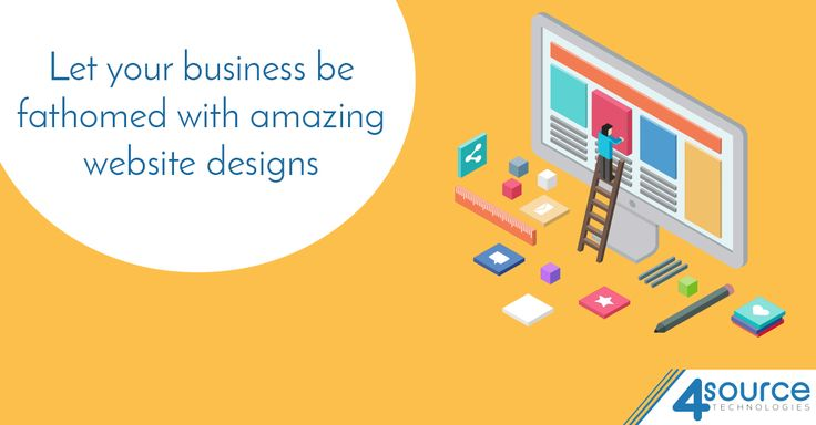 Willing to increase your online presence? Leave all the work of Web designing on the expert team members of Four Source Technologies.