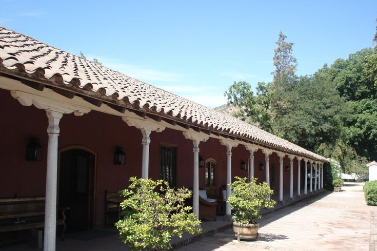 Santa Rita Winery!