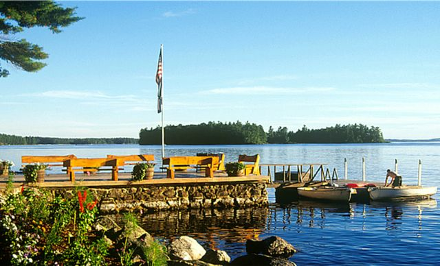 Looking for a great all-inclusive resort in the USA? At these kid-friendly resorts, there are no surprises on your bill and no passports required.: Migis Lodge: South Casco, ME