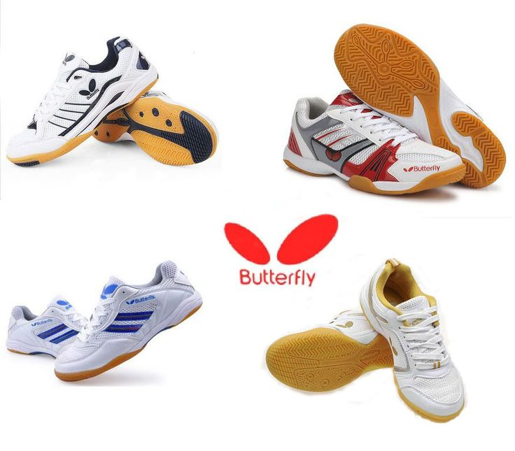 Butterfly collection....Want to learn how you can support your badminton  passion to buy the best badminton shoes and accessories while also  travelling ...