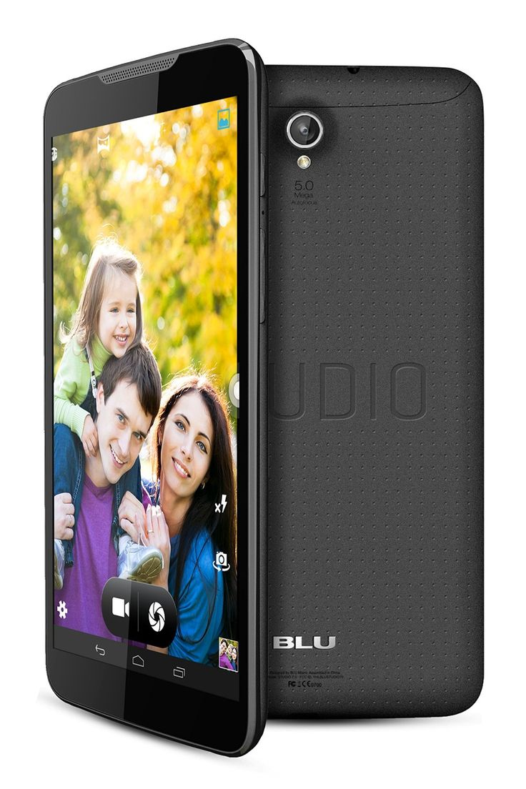 BLU Studio Unlocked 4G 7.0 inches Android 4.4 (Kit Kat) 8GB 5MP rear camera 2MP front Camera 4G HSPA+ up to 21Mbps Smartphone in Grey with 8% discount. Buy now online froma Amazon USA at $137.00 with FREE Shipping