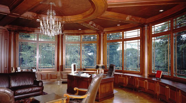 Stately American Colonial – Wadia Associates
