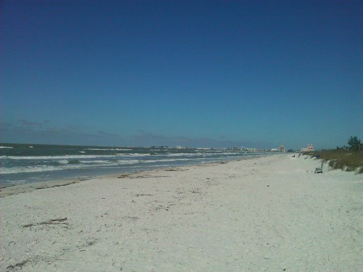 Passe a Grille Beach
