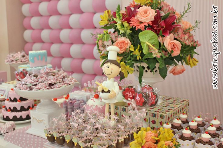 1000+ images about cupcake festa  confeitaria on Pinterest  Chef