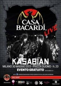 Domani i Kasabian ospiti a Radio Deejay in occasione del concerto a Milano: la mattina da Linus e Nicola, nel pomeriggio ad Occupy Deejay