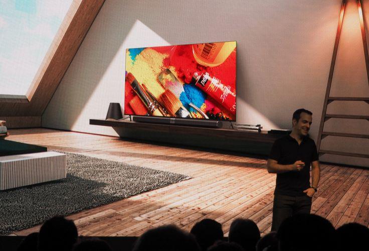 Xiaomi's newest TV is 30% thinner than an iPhone | TechCrunch
