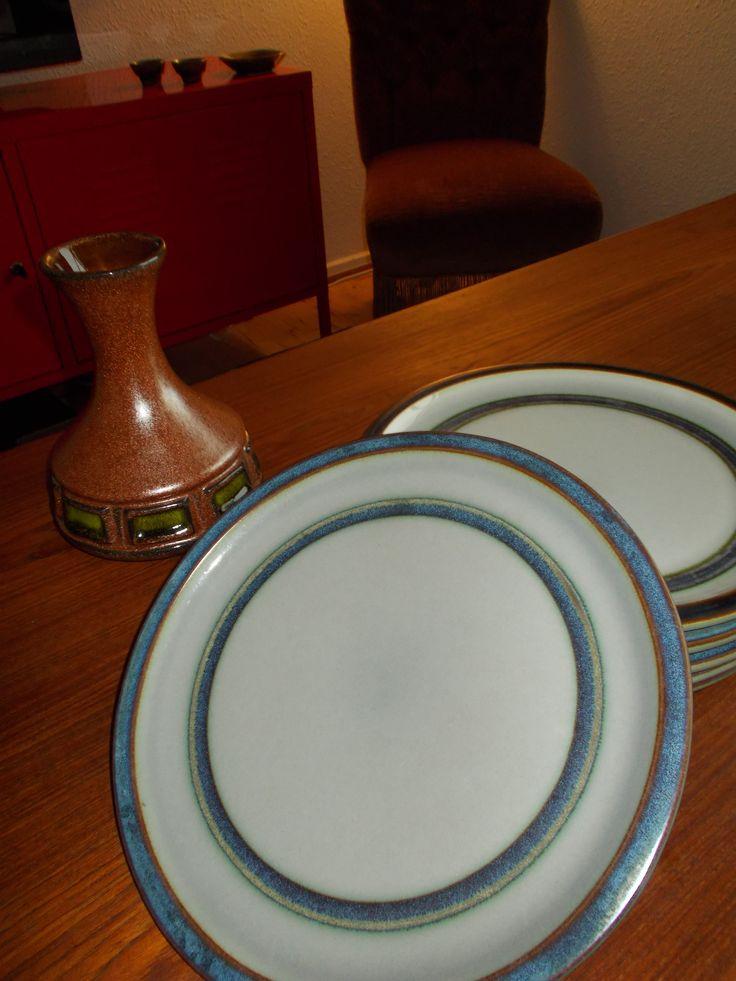 Classic B & G stoneware