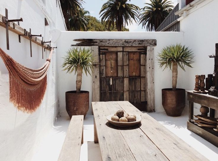 Terrace summer inspiration byCOCOON.com ~ Ibiza Spanish finca design ideas by #COCOON Dutch designer brand.: