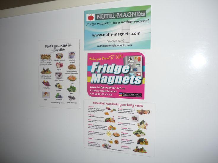 Yay NUTRi-MAGNEts! www.nutri-magnets.com