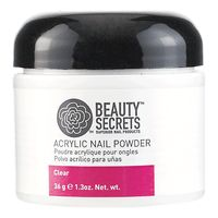 Clear Acrylic Nail Powder