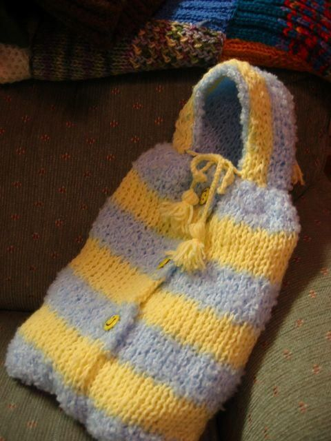1000 ideas about baby bunting on pinterest baby cocoon for Fave crafts knitting patterns