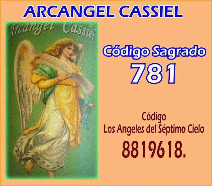 Misterios Espirituales: CASSIEL, VELOCIDAD DE DIOS