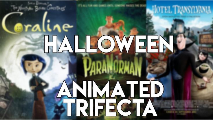 Top 3 Animations to watch on Halloween