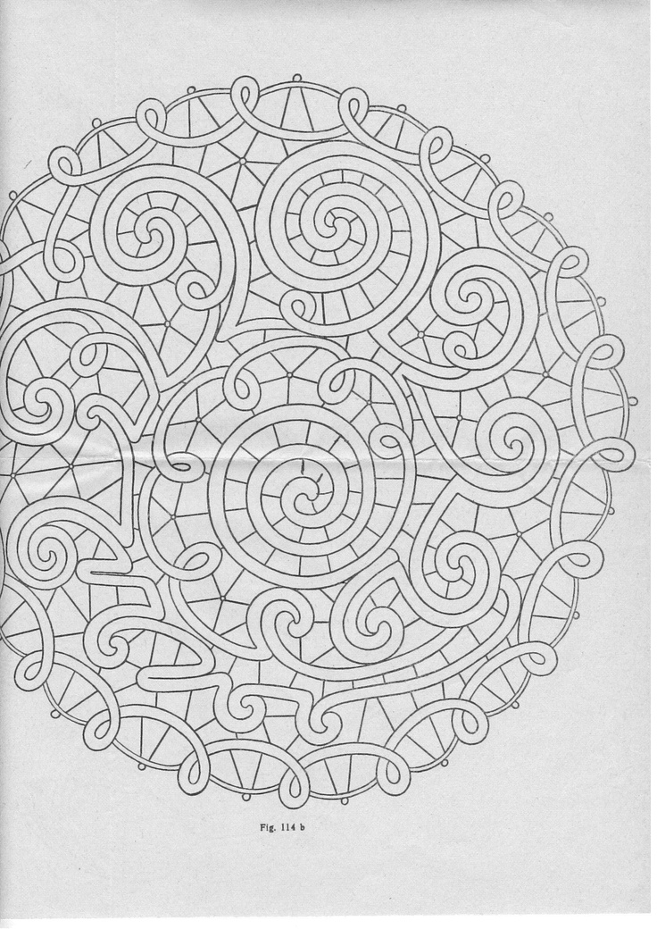 Romanian point lace (note to self: would also be awesome embroidery pattern).