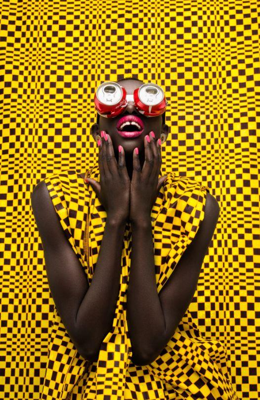 African designer Thandiwe Muriu #pattern