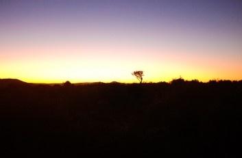 Sunrise at Kwandwe
