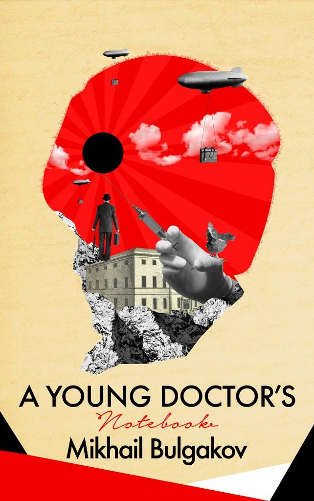 At once horrific, hilarious, and surreal, A YOUNG DOCTOR'S NOTEBOOK dramatizes author, playwright, and erstwhile physician Mikhail Bulgakov's experiences practicing medicine as a young and largely inexperienced doctor in a small village hospital in Smolensk Governorate in revolutionary Russia between 1916 and 1918. Published in the US as an ebook by Rosetta Books (March 2016).