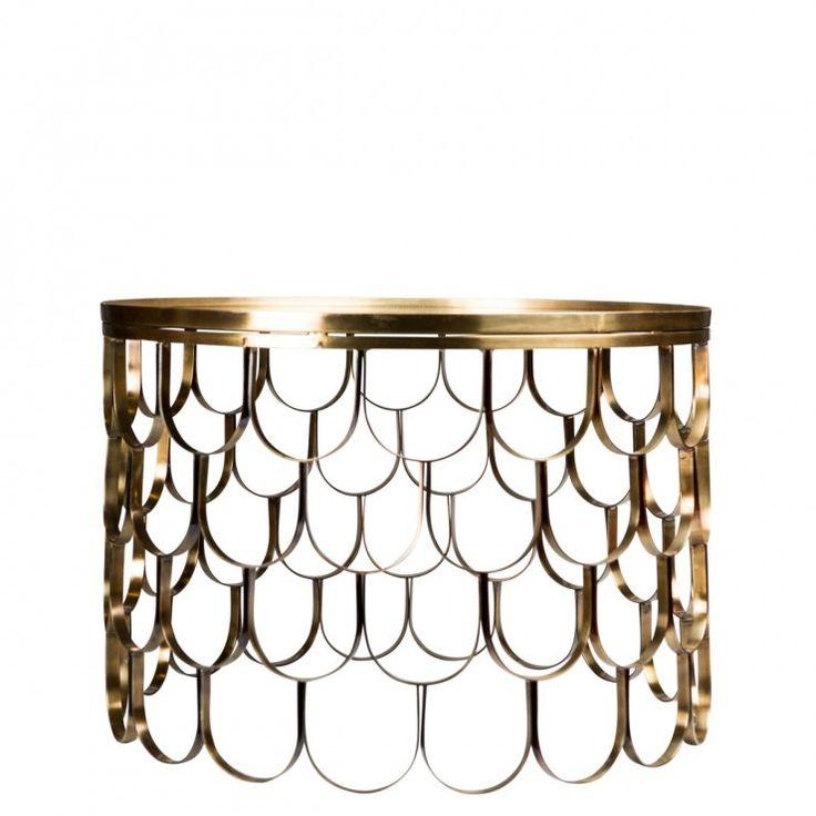 By On Beatrix Bord - Guld - By On - Varumärken