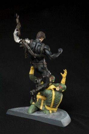 Captain America Winter Soldier Fine Art Statue