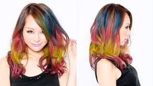 Temporary Hair Color Dye Pastel $10
