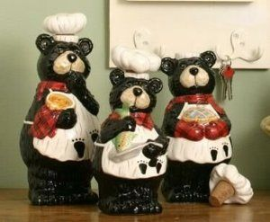 Bear Kitchen Decor | Home Kitchen Kitchen Dining Storage Organization  Kitchen Storage .