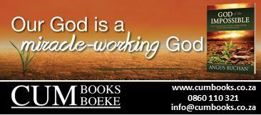 Experience God's amazing power.