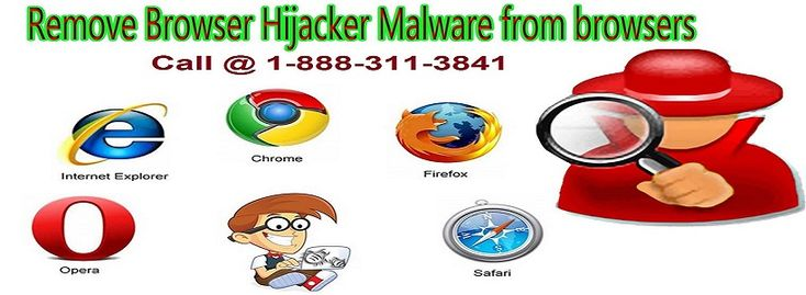 Contact 1-888-311-3841 for the customers may have to be aware with how to remove #browser_hijacker process if not they may need to take help from the certified and experienced techies to solve trouble as how to stop browser hijacking.