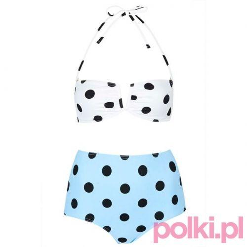 #beachwear #grochy #topshop #polkipl #strójkąpielowy