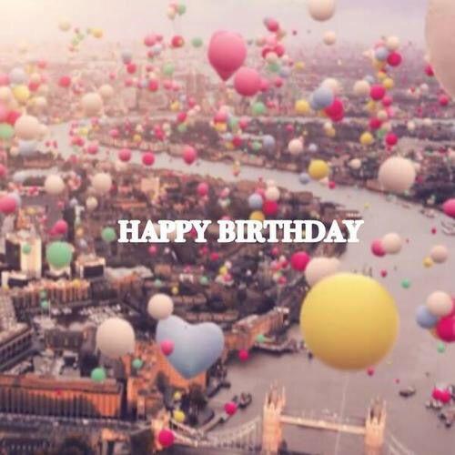 Happyyyyyyy birthdayyyy