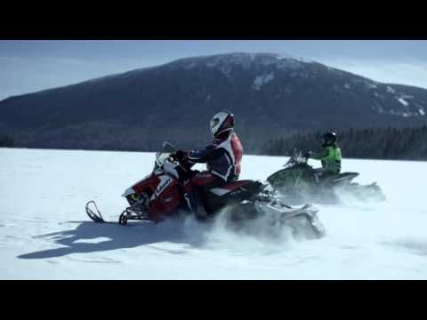 Snowmobile Trails You've Gotta Try | When it comes to snowmobile trails, New Brunswick really delivers. With 8,000 km (4,971 mi.) of pristine trails throughout the province, your route to real freedom is as groomed as it is groovy. - YouTube