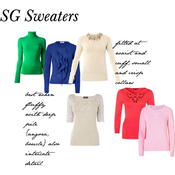 """""""SG Sweaters"""" by adhp on Polyvore"""