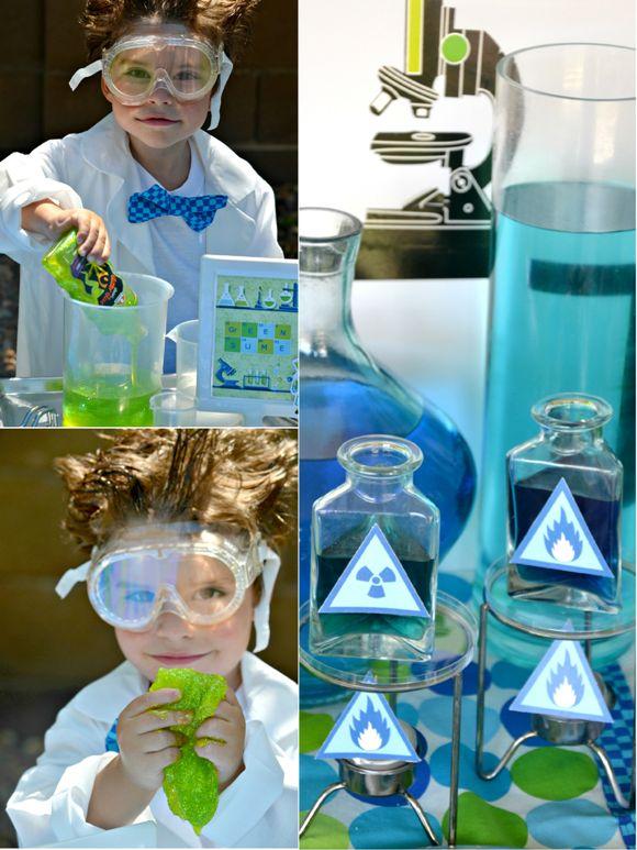 Festa cientista louco5
