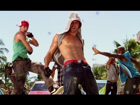 The latest trailer for STEP UP: REVOLUTION. It's pretty badass, and there's only one allusion to race relations.
