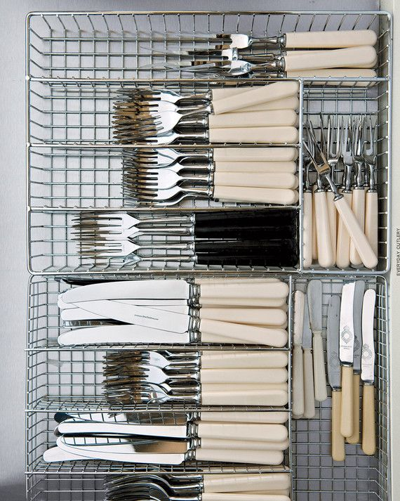 Best 25 rustic flatware ideas on pinterest antique for Signoraware organise your kitchen set 8 pieces