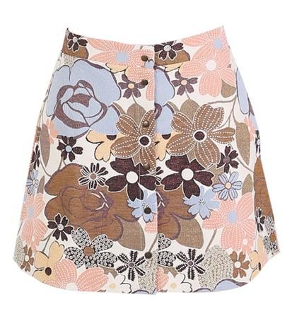 Τα ωραιότερα λουλούδια ανθίζουν στην γκαρνταρόμπα μας | μοδα , shopping ideas | ELLE