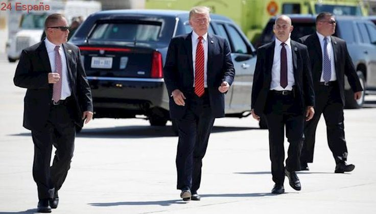 El Servicio Secreto deja de borrar el registro de visitas a la Casa Blanca