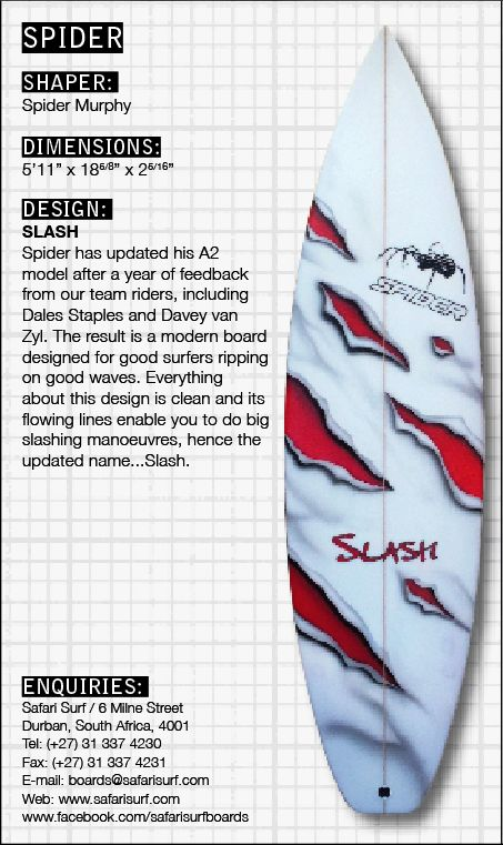 Slash Model by Spider