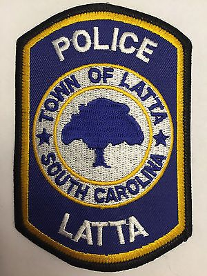 Latta-South-Carolina-Police-Patch