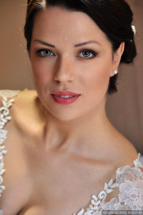 Popolare Oltre 25 fantastiche idee su Trucco sposa naturale su Pinterest  WJ56
