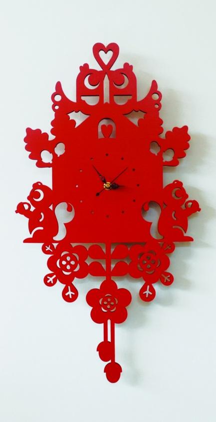 Nordic Cuckoo Clock