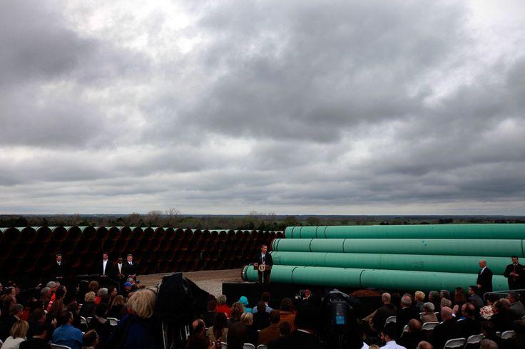 Keystone XL Tar Sands Pipeline Jobs