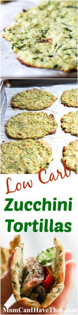 Low Carb Zucchini Tortillas for Soft Tacos (soft foods to eat low carb)