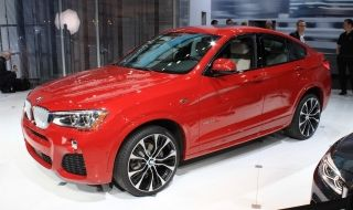 New Upcoming Car 2015 BMW X4