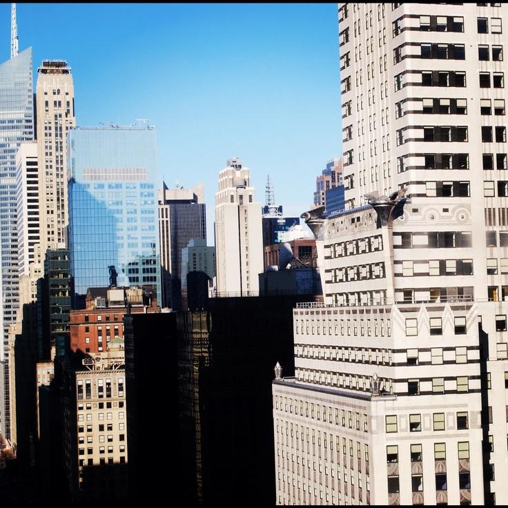 #NewYork #View