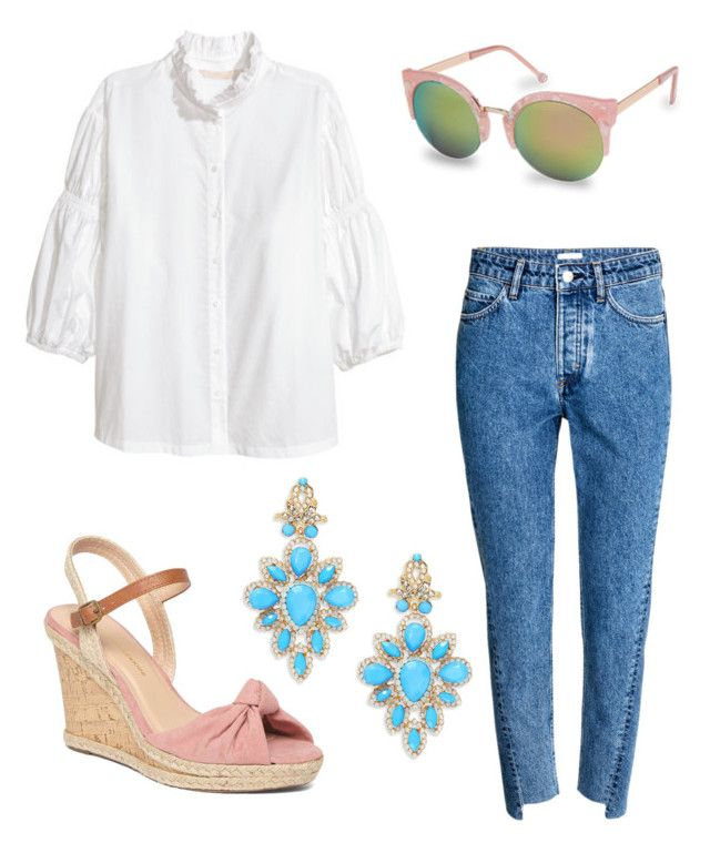 """Untitled #209"" by stinasolheim on Polyvore featuring H&M, Dorothy Perkins and Cara"