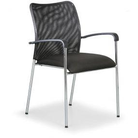 Konferenční židle John - černá