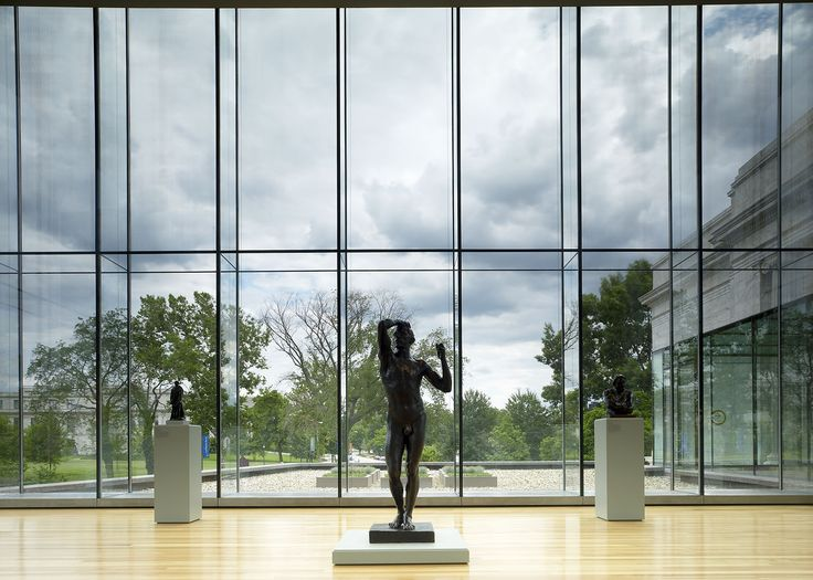 Cleveland Museum of Art | Rafael Viñoly Architects | East Wing gallery. Photo: Brad Feinknopf